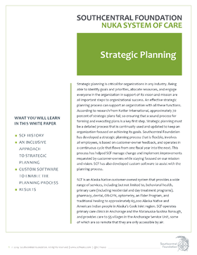 White Papers_Strategic Planning